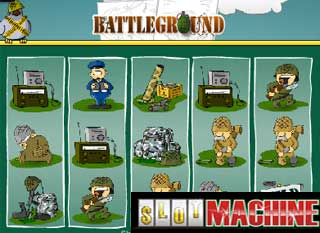 Battleground Dreht