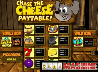 Chase-the-cheese-Slot-Machine