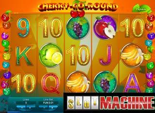 Cherry-Go-Round-Slot-Machine