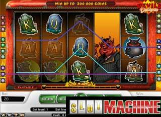 Devil delight slot machine