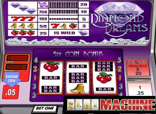 Diamond-dreams-Slot-Machine