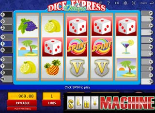 Dice-Express-Deluxe-Slot-Machine