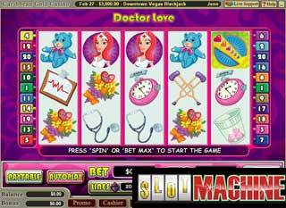 Doctor Love Video Slot Machine