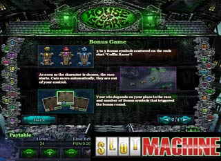 House of Scare Slot Machine
