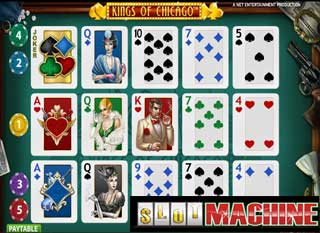Spiele den Kings of Chicago Slot bei Casumo.com
