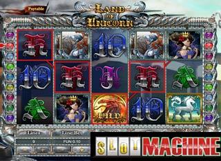 Land of Unicorn Slot Game