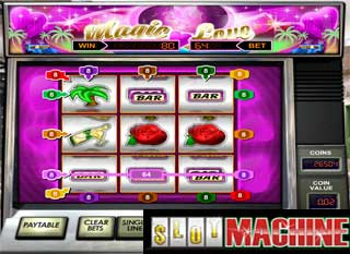 Magic Love slot machine