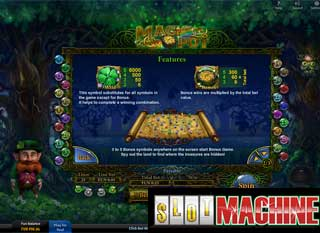 Magic of Oz Slot Machine Online ᐈ GamesOS™ Casino Slots