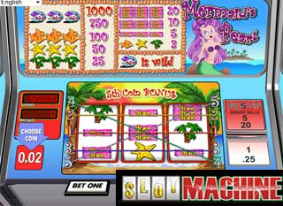 Mermaids-Pearl-Slot-Machine