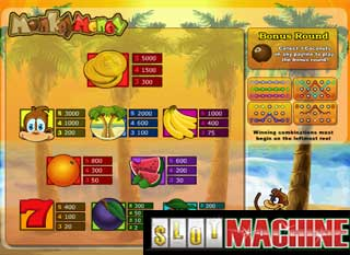 Monkey-money-Slot-Machine