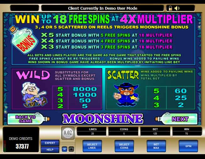 flash slot machine