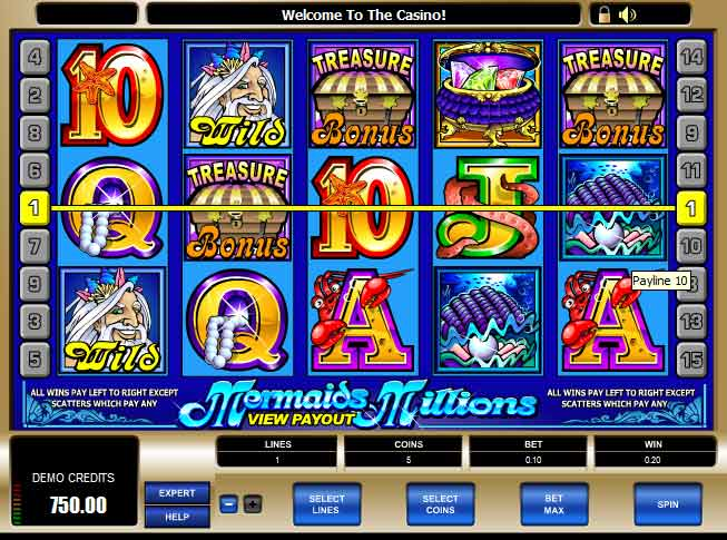 Best Payout Slot Machines