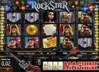 Rock-Star-Slot-Machine