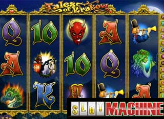 Tales of Krakow slot machine
