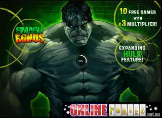 The Incredible Hulk Slot - Spielen Sie Online-Spiele gratis