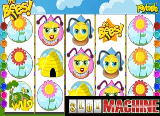 The-bees-Slot-Machine
