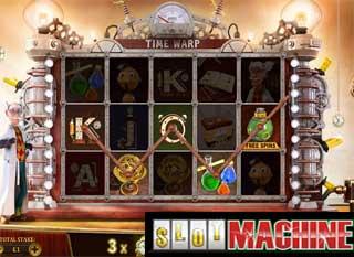 Time-warp-Slot-Machine