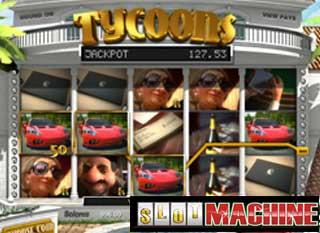 Tycoons-Slot-Machine