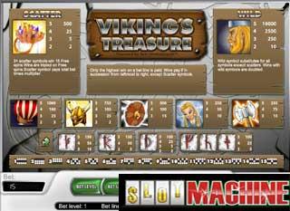 Vikings fortune slot machine