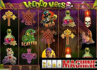 Voodoo Vibes slots - spil Voodoo Vibes slots gratis online.