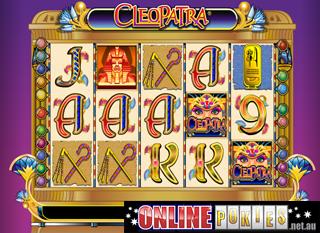 Wild Cleopatra Slot Machine Gratis Spielen