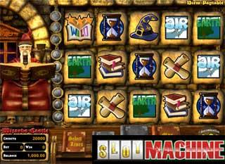 Wizards-castle-Slot-Machine