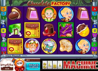 Chocolate-Factory-slot-machine