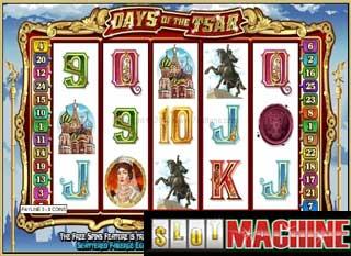 Days-of-the-Tsar-slot-machine