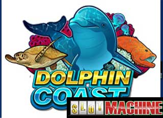 Dolphin Coast slot machine