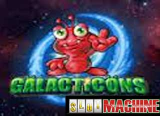 Galacticons slot machine