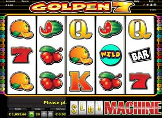 Golden-7-slot-machine