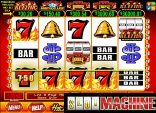 video slots online free sizzling game