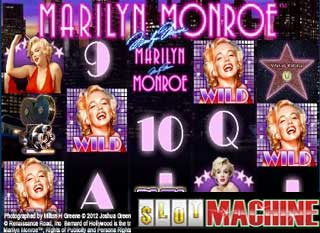 Marilyn-Monroe-slot-machine