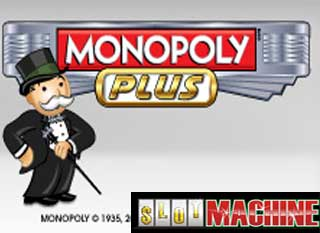 Monopoly Plus Slot machine