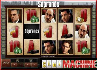 The-Sopranos-slot-machine
